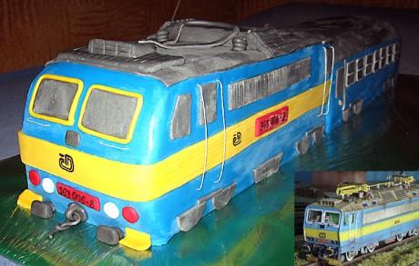 ... - DORTY, BROŽE, KVĚTINKY - Fotoalbum - Dorty - lokomotiva 363